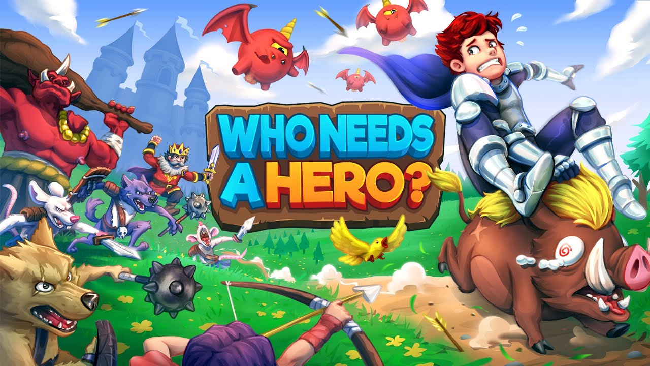 Who Needs a Hero? Crack + Pc Game Free Download