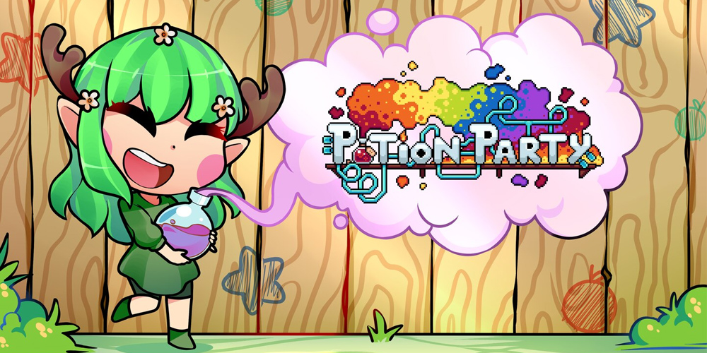 Potion Party Crack Game Full Version Download