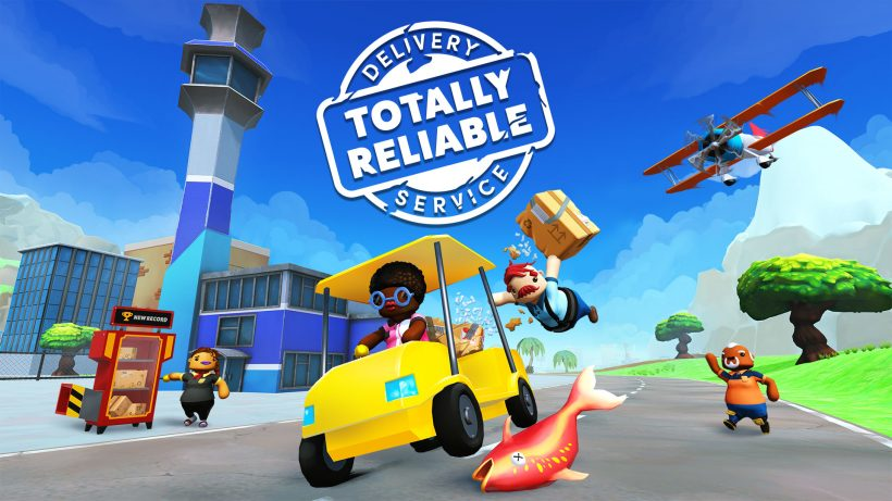 Totally Reliable Delivery Service Crack PC Game Full Version Download
