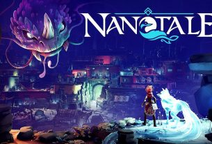 Nanotale Typing Chronicles Crack PC Game Free Download