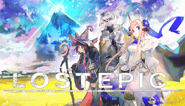 LOST EPIC Crack PC Game Free Download