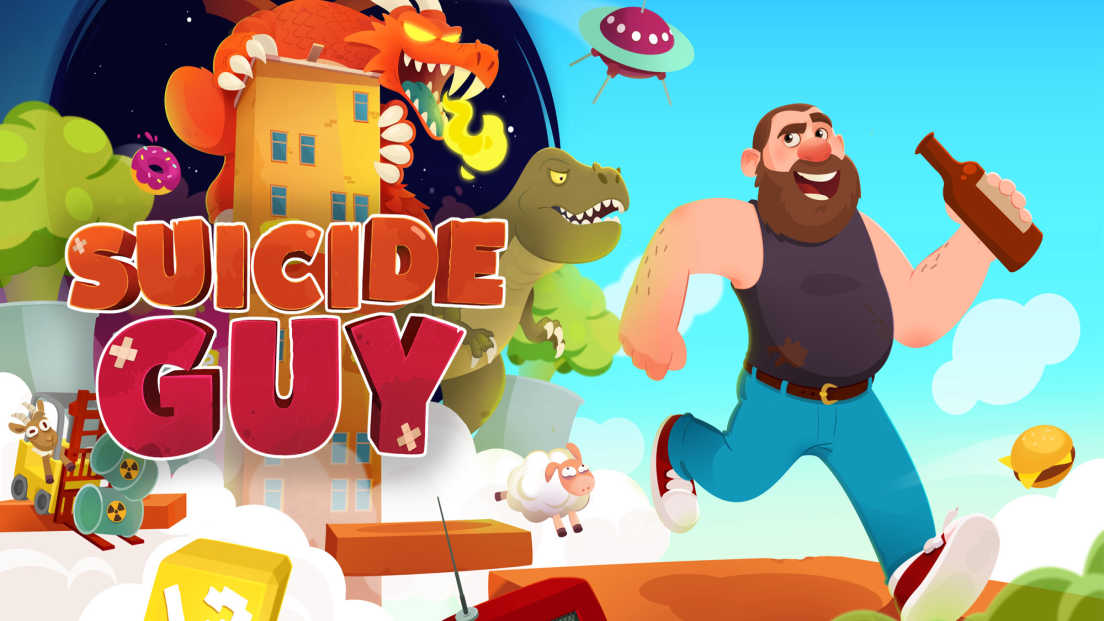Suicide Guy Deluxe Edition Crack Game Free Download