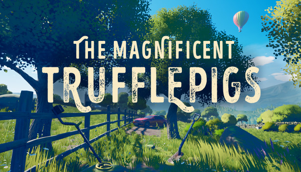 The Magnificent Trufflepigs Crack PC Game Free Download