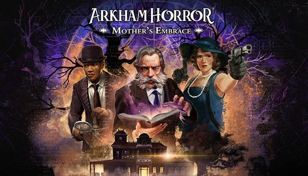 Arkham Horror Mother's Embrace Crack PC Game Free Download