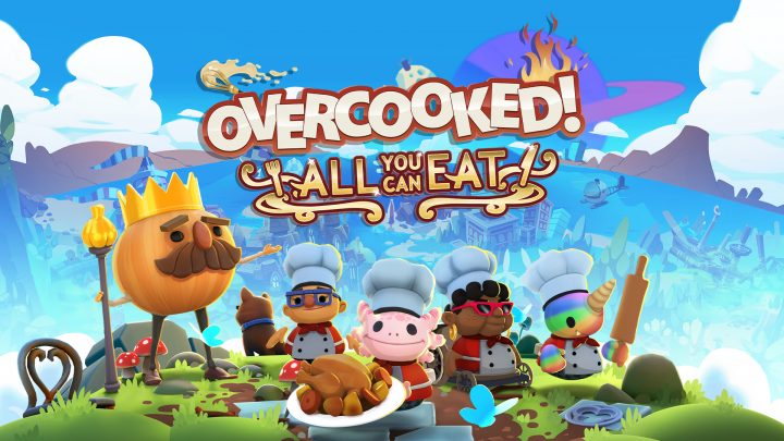 Overcooked! All You Can Eat Crack PC Game Free Download
