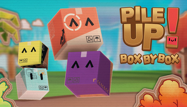Pile Up Box by Box Crack Game Free Download
